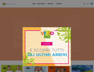 vizioshop.it screenshot
