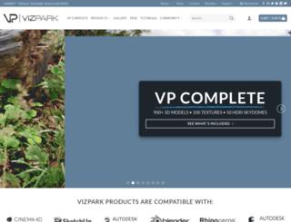 vizpark.com screenshot