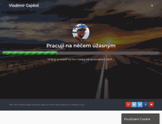 vladimirgajdos.eu screenshot