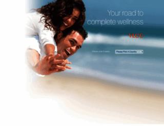 vlccwellness.com screenshot