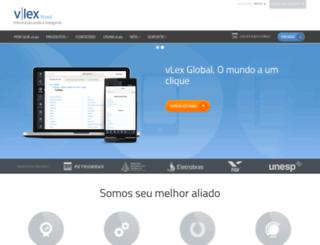 vlex.com.br screenshot