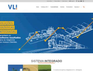 vli-logistica.com screenshot