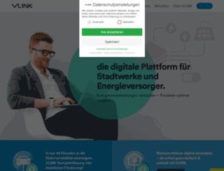 vlink.com screenshot