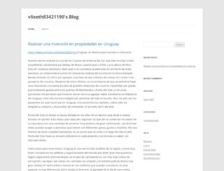 vliseth83421190.wordpress.com screenshot