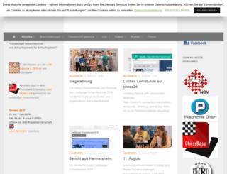 vmcg-schachfestival.de screenshot