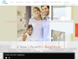 vms.i-neighbour.com screenshot