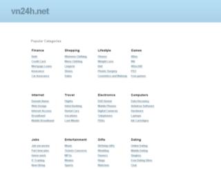vn24h.net screenshot