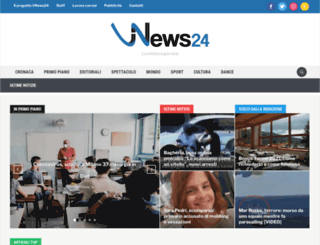 vnews24.it screenshot