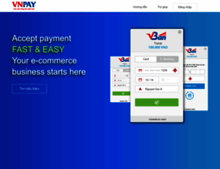 vnpayment.vn screenshot