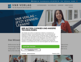 vnrag.de screenshot