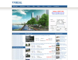 vnreal.net screenshot