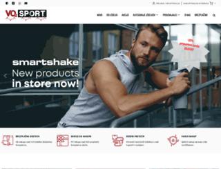 vo2sport.com screenshot