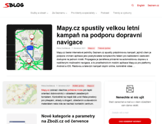 vodny.sblog.cz screenshot