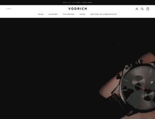vodrich.com screenshot