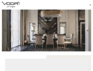 voga.com.tr screenshot