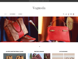 vogmoda.com screenshot