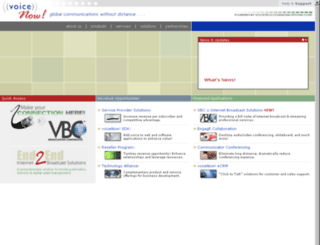 voicenow.com screenshot