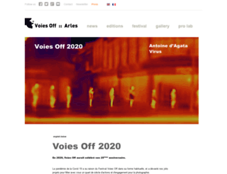 voies-off.com screenshot