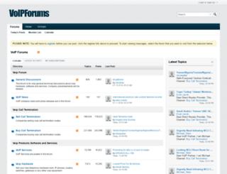 voipnews.com screenshot