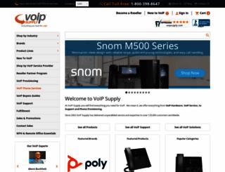 voipsupply.com screenshot
