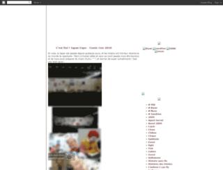 voisins-de-papier.blogspot.com screenshot
