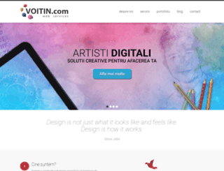 voitin.com screenshot