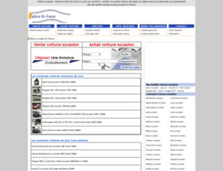 voiturefr.fr screenshot