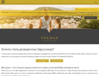 voldangroup.com screenshot