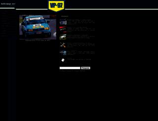 volkspage.net screenshot