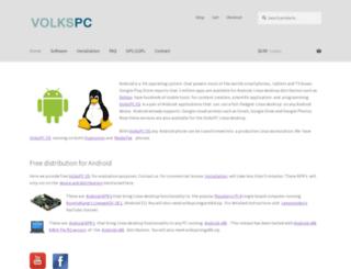 volkspc.org screenshot