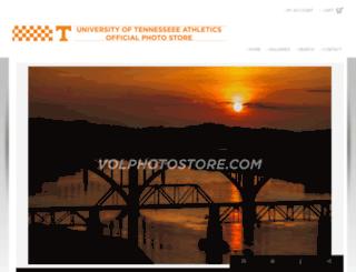 volphotos.photoshelter.com screenshot