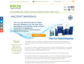 voltahealth.com screenshot