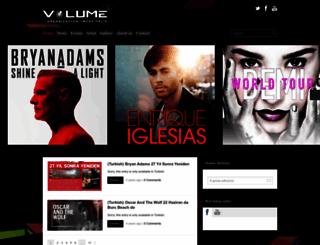 volumeup.org screenshot
