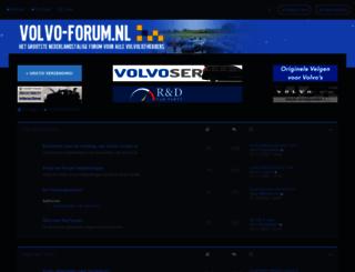 volvo-forum.nl screenshot