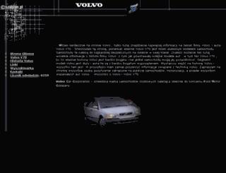 volvov70.ovh.org screenshot
