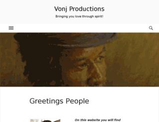vonjproductions.com screenshot