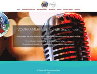 voorkamerfest-darling.co.za screenshot