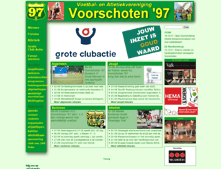 voorschoten97.nl screenshot