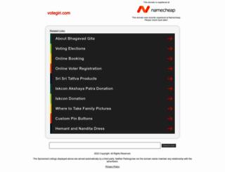 votegiri.com screenshot