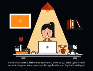 votreassistante.net screenshot