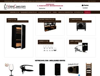 votrecave.com screenshot
