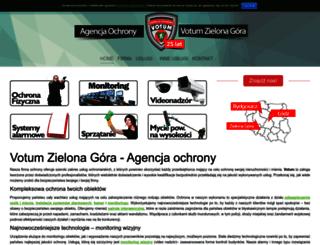 votumochrona.zgora.pl screenshot