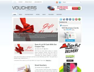 voucher.gb.net screenshot