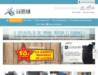 vousetesbienurbain.com screenshot