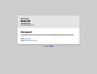 voyamagazine.com screenshot
