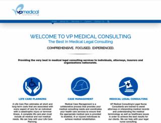 vp-medical.com screenshot