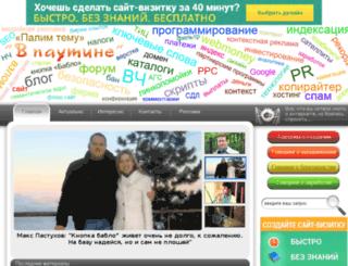vpautine.com screenshot