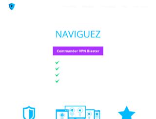 vpn-web.com screenshot