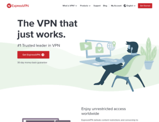 vpnvilla.com screenshot