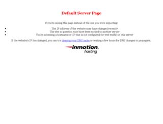 vps6378.inmotionhosting.com screenshot